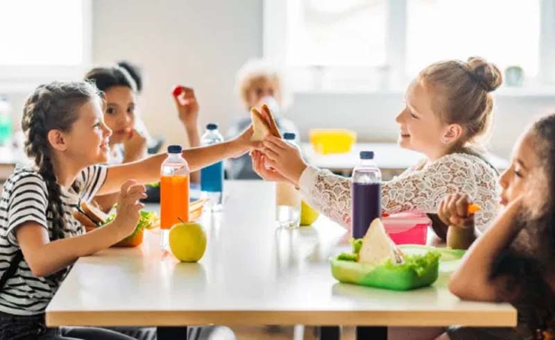 The 8 Most Likely Ways Kids Can Spread COVID at School, Experts Say