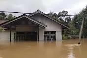 747 Rumah Warga Terkena Dampak Banjir Di Kapuas Hulu