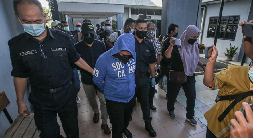 Tetamu Homestay Didakwa Dengan Pembunuhan Pengawal Keselamatan Di Ipoh 9 Sept 2021