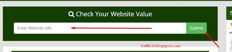 Cek harga website