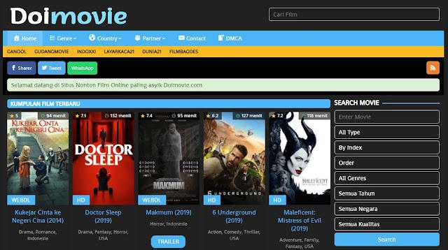 14 Situs Streaming Film Gratis Terbaru Dan Terupdate Pengganti INDOXXI 10