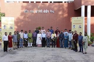 #JaunpurLive : कला व कलाकारों का विकास ही देश व प्रदेश का विकास- मुकुल सिंघल