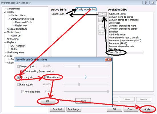 Reproducir música en Windows a 432Hz
