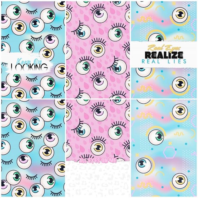 Eye Spy Wallpaper Freebie