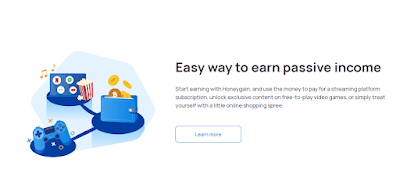 Honeygain App - Passive Income Apps For Android