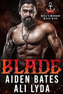 Blade | Hell's Ankhor #1 | Aiden Bates & Ali Lyda
