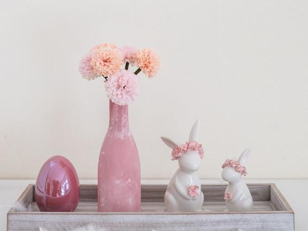 Attraktive Dekorationsideen für deinen Frühling und Ostern