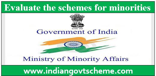 SCHEMES FOR MINORITIES