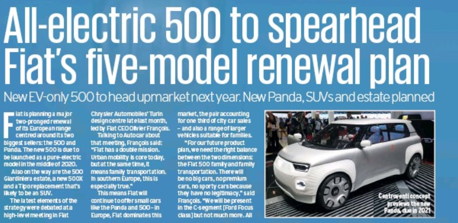 2019 - [Fiat] 500 III - Page 8 37