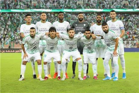 موعد مباراة الأهلي السعودي و ضمك من الدوري السعودي