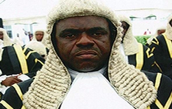 BREAKING: CJ 'warns' Judges against ex parte orders on political matters