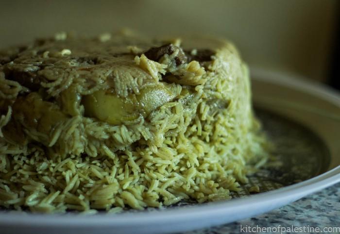 Maqluba With Eggplant And Lamb Recipe Lebanese Recipes