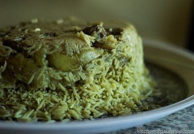 is a very popular dish among Palestinians and Jordanians alike Maqluba With Eggplant and Lamb Recipe