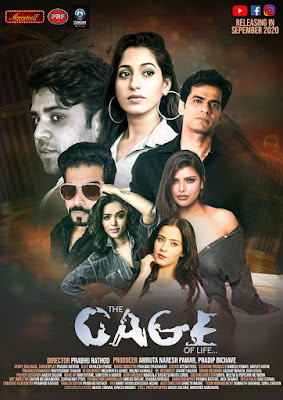 The Cage Of Life (2020) Hindi 720p WEB HDRip HEVC x265