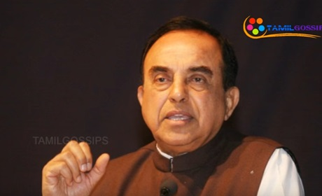 Rajinikanth Doesn't have Backbone – Subramanyam Swamy!