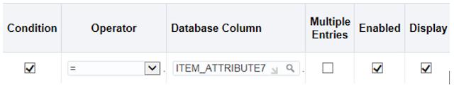 Parameter Data type Define