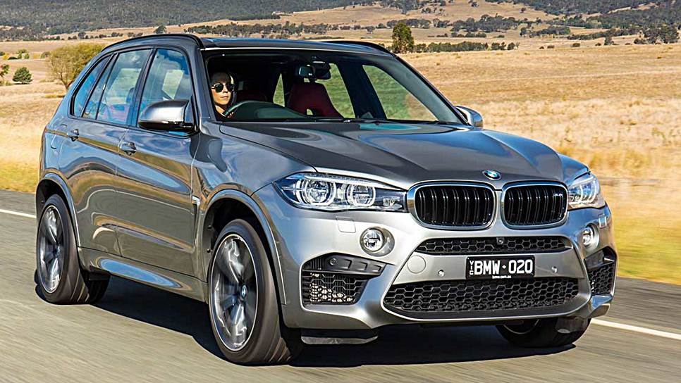Bmw Suv S May Overtake Penger Cars Soon In Australia