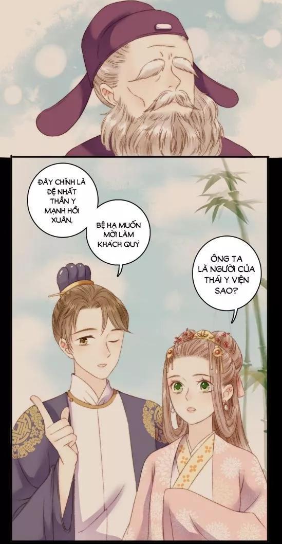 Nàng Phi Cửu Khanh - Thần Y Kiều Nữ chap 4 - Trang 16