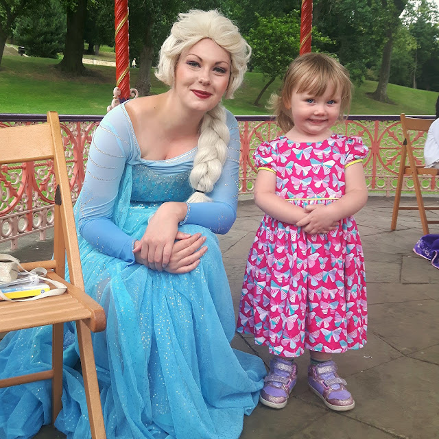 Princesses for hire lincoln