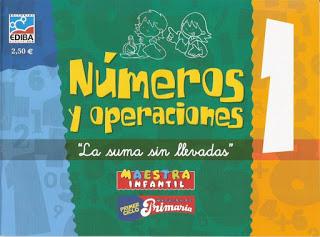 Actividades para trabajar Números y Operaciones 1° primaria