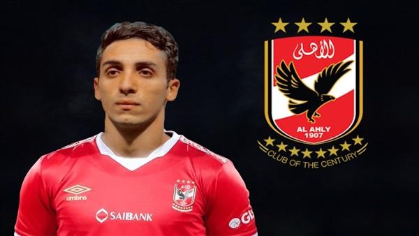 """لاعب النجوم """" كريم فؤاد"""" يوقع للأهلي بشكل رسمي لمدة 5 أعوام"""