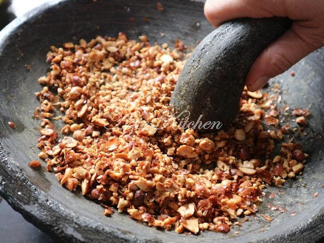 Kuah Kacang Kelantan