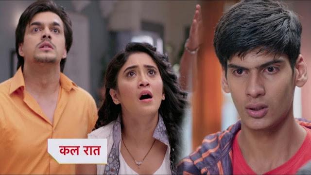 Big Twist : Luv Kush's drastic step kidnaps Naira in Yeh Rishta Kya Kehlata Hai