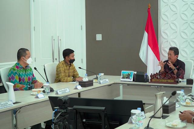 Menteri KP  Ajak Milenial Kembangkan Sektor Kelautan dan Perikanan