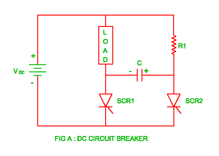 three phase circuit breaker wiring diagram static dc circuit breaker | electrical revolution