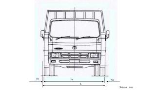 Dukung Aturan Bebas Truck ODOL, WWT Trans Potong Bak Truck UD Quester CDE 280