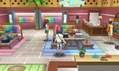 Pokemon Sun (Citra Decrypted) - Screenshot 3