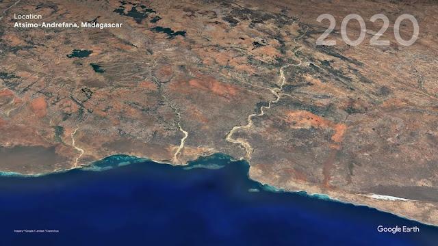 Atzimo Andrefana, Madagascar - 2020