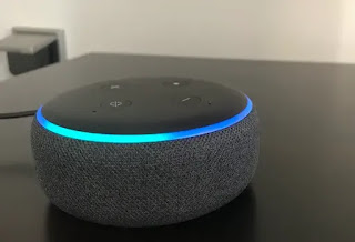 drop in alexa