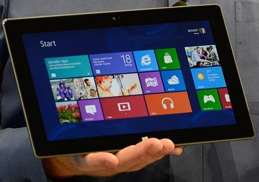 Sistema operacional para PCs e tablets da Microsoft