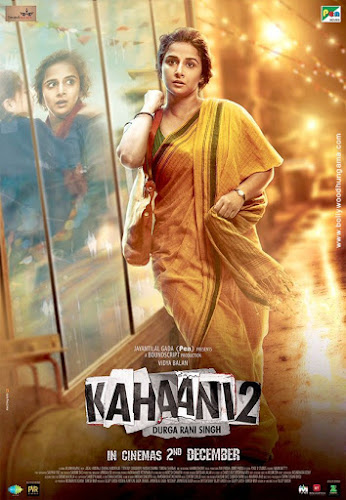Kahaani 2 (2016) Movie Poster