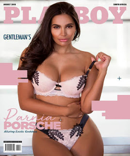 Playboy Sudafrica – Agosto 2018 PDF Digital