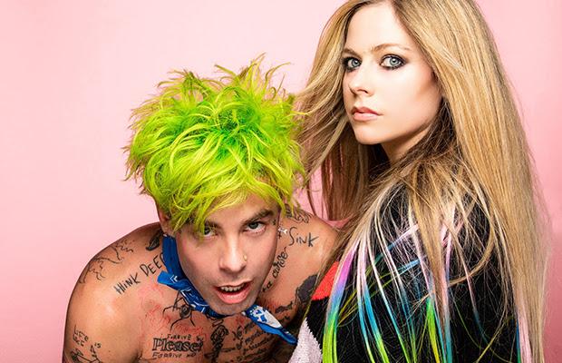 Idolator: Mod Sun y Avril Lavigne se unen en 'Flames', un poderoso himno Power punk