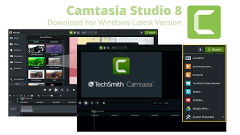 Camtasia Studio 8 Download For Windows
