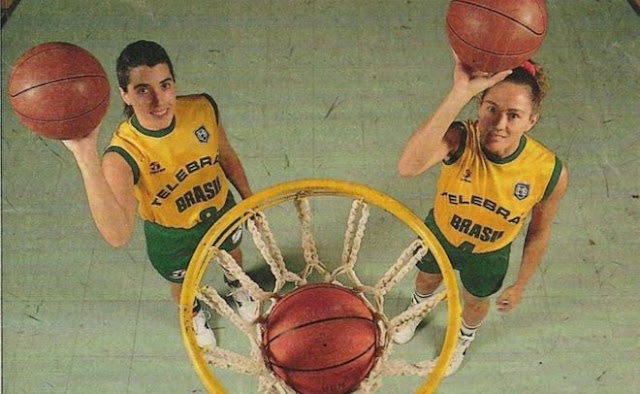 Basquete Brasil Olimpíadas