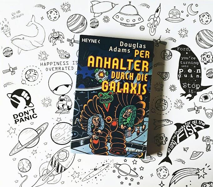 [Rezension] Per Anhalter durch die Galaxis von Douglas Adams