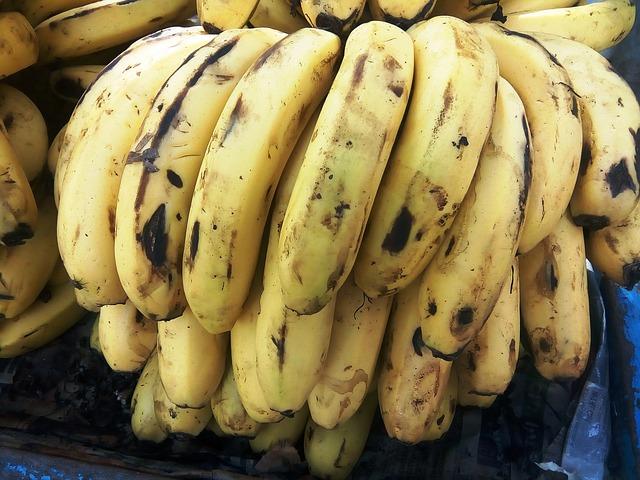 Un batido de plátano es una solución deliciosa para evitar calambres
