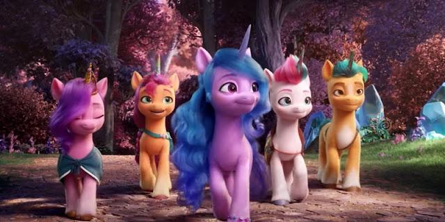 My Little Pony: Nova Geração é novo filme da franquia