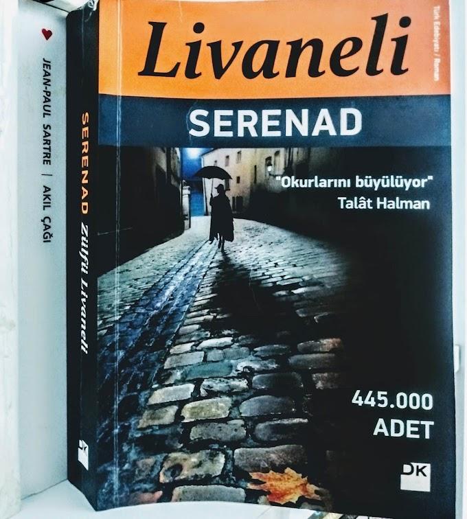 Livaneli Serenad'da Sık Sık Başkarakteri Susturup Adeta Kendisi Konuşuyor
