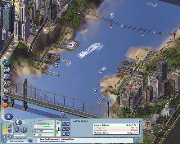 how to get started in sim city 2000