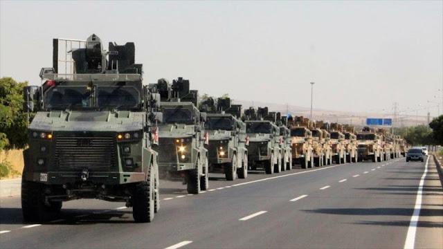 Turquía anuncia comienzo de operaciones en el norte de Siria