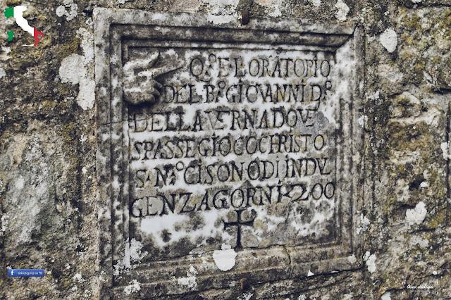 Sanktuarium w La Verna