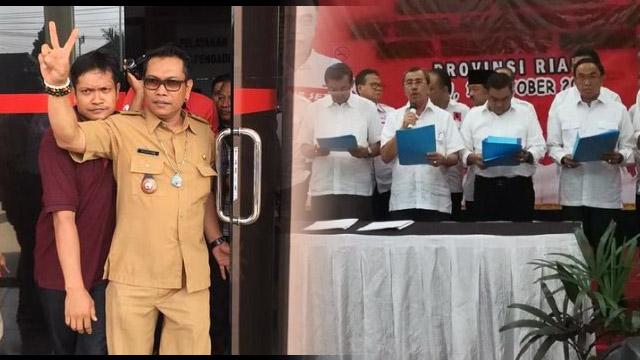 Kades Suhartono Diancam Penjara, Ferdinand: Kepala Daerah Kok Bebas Dukung Jokowi