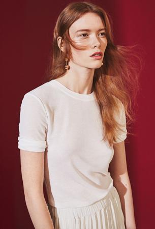 H&M verano 2016 lookbook camiseta mujer