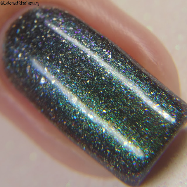 Top Shelf Lacquer Dublin Fisted