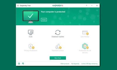 Urutan antivirus komputer terbaik